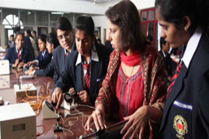 Amity International School - Physics Lab