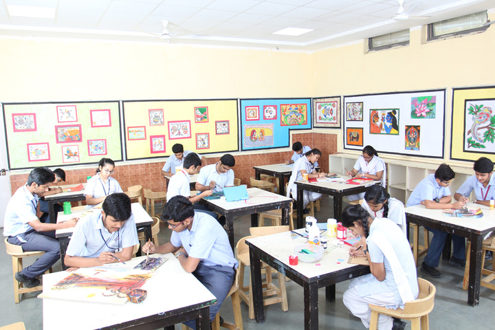 Amity International School - Art Room