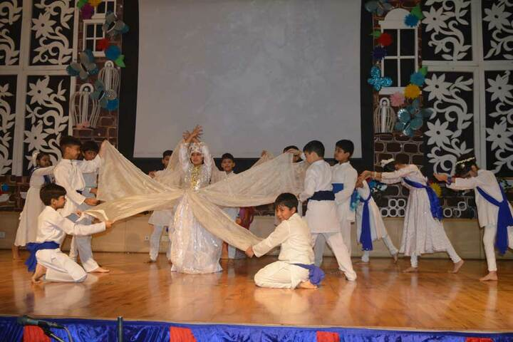 Amity International School-Dance Performance
