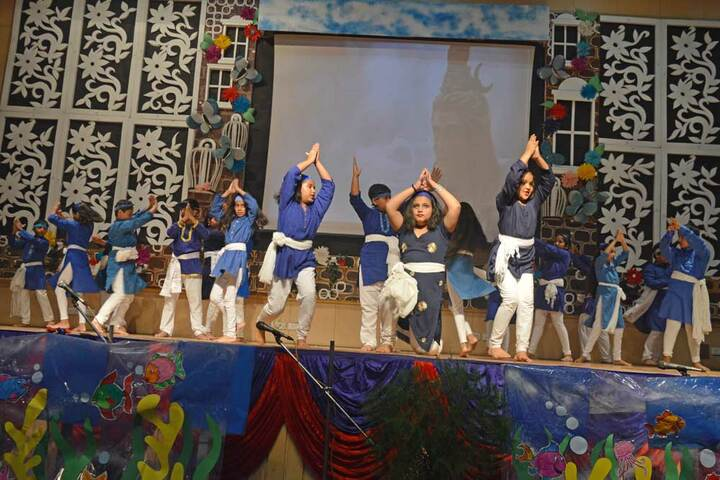 Amity International School - Drama Activity