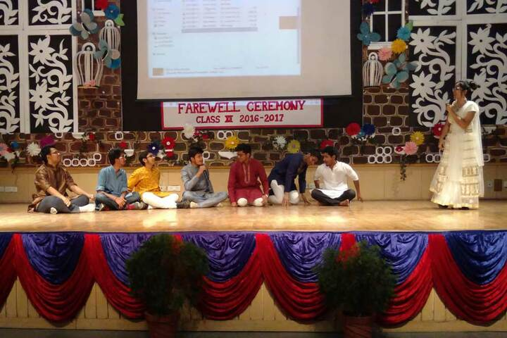 Amity International School-Farewell Ceremony