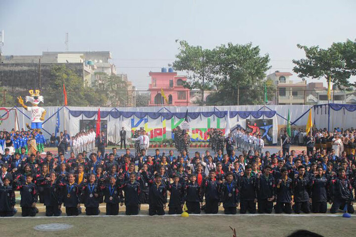 Amity International School - Formation Day