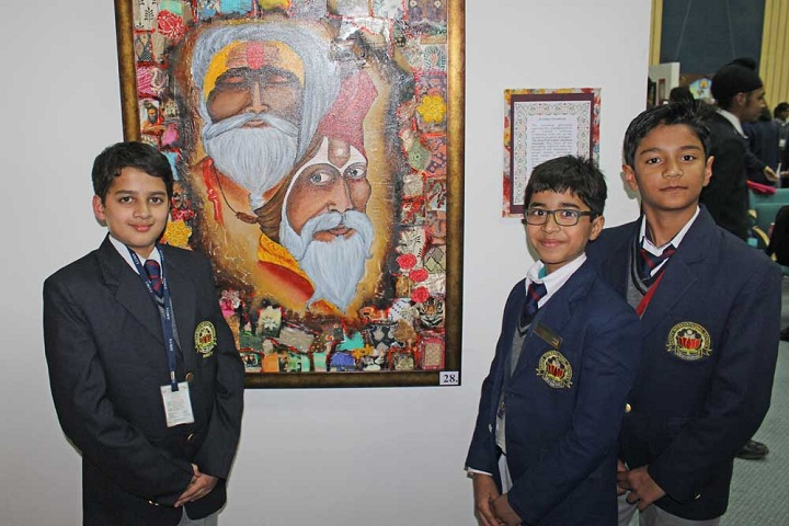 Amity International School -Drawing And Painting