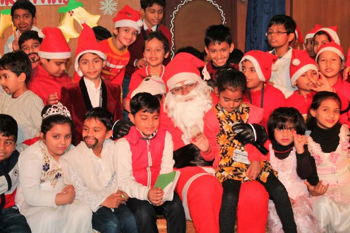 Amity International School - Christmas Celebrations
