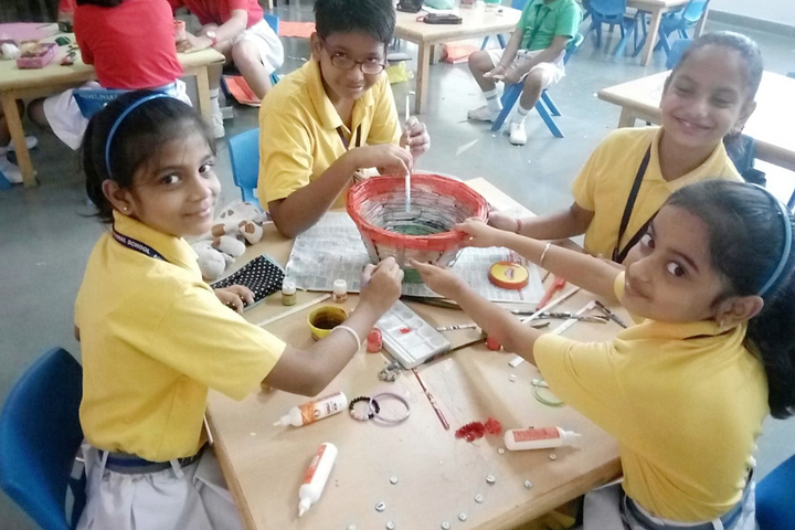Amity International School - Drawing Activity