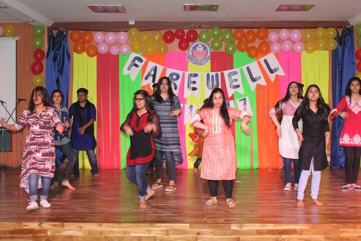 Amity International School - Farewell