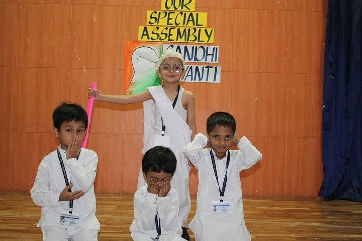 Amity International School -Gandhi Jayanthi