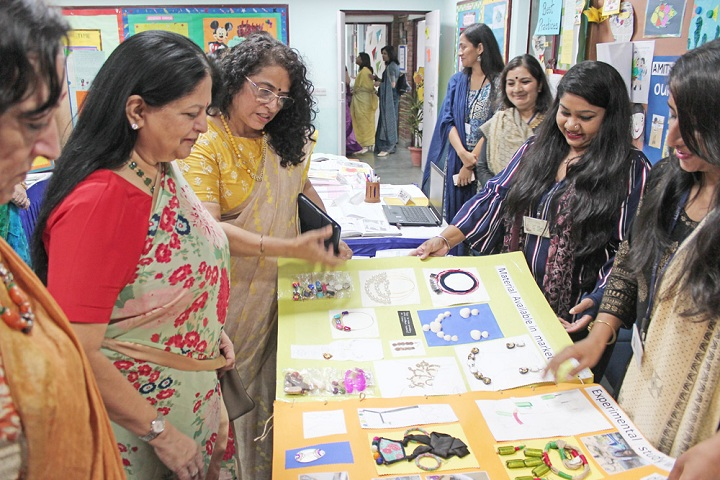 Amity International School - Poster Presentation