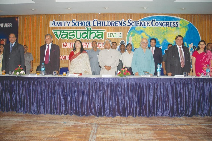 Amity International School - Science Day