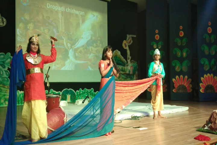 Amity International School - Skit