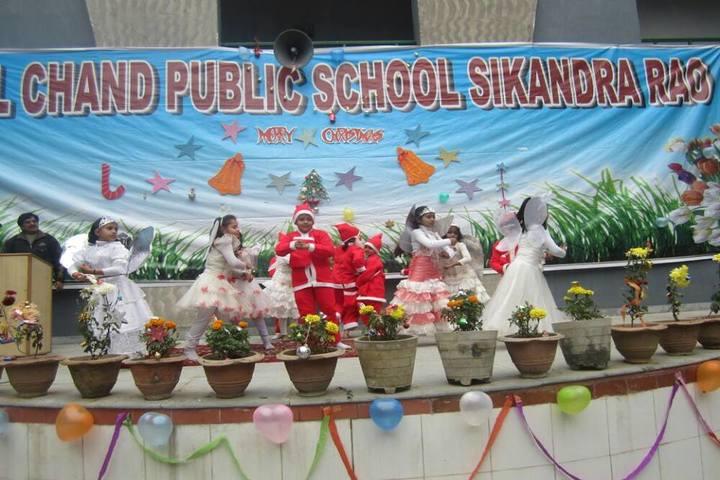 Anmol Chand Public School - Christmas Celebrations