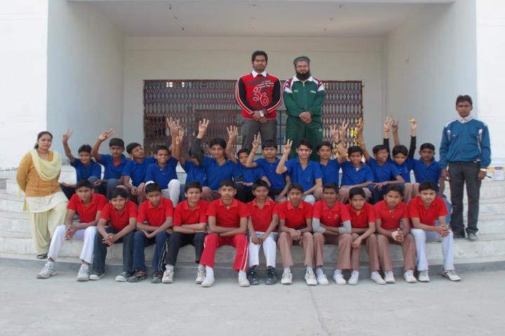 Anmol Chand Public School - Cricket Champions