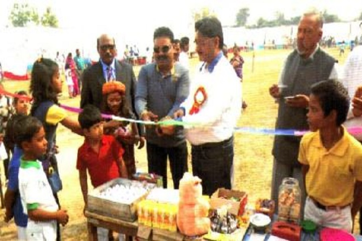 Anmol Chand Public School - Opening Ceremony