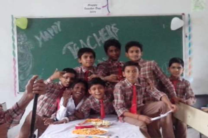 Anmol Chand Public School - Teachers Celebrations