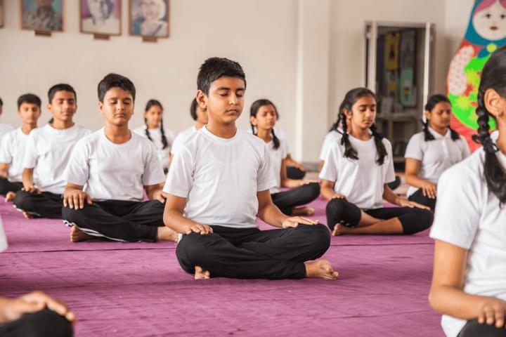 Udayachal Schools-Yoga Hall