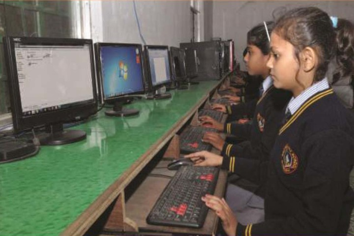 Sacred Heart School-Computer Lab