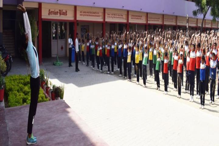 Amrit Public School-Adventure Camp