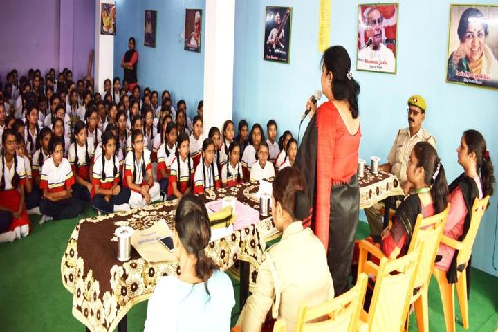 Amrit Public School-Awareness Programmes