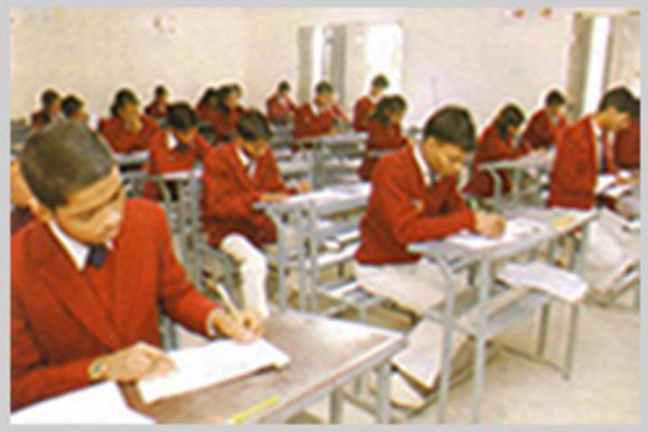 Amrit Public School-Classroom View