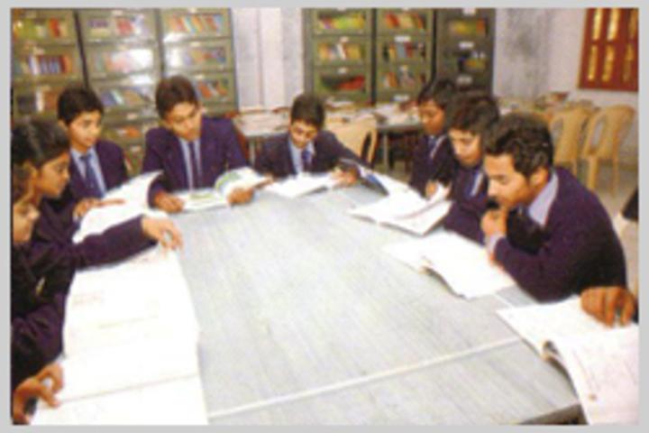 Amrit Public School-Library
