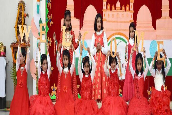 Amrit Public School-Republic Day Celebration