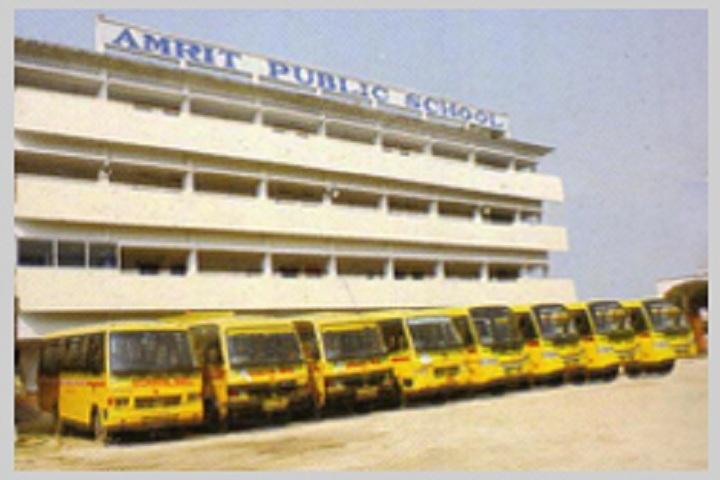 Amrit Public School-Transport View