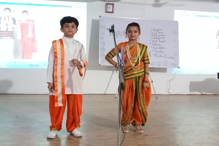 Delhi Public Global School-Fancy Dress