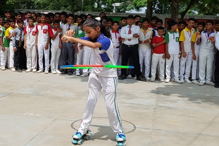 Anand Memorial Academy - Activity