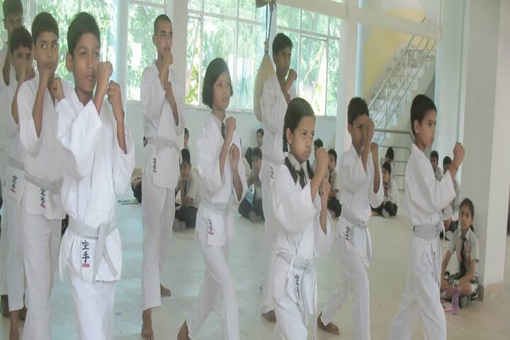 Anand Memorial Academy - Martial Arts