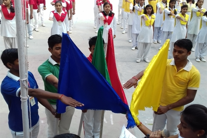 Anand Memorial Academy - Sports Day