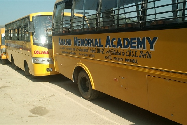 Anand Memorial Academy - Transport