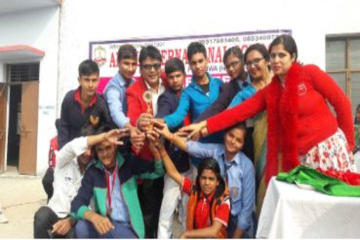 Angel International School-Annual Sports Meet