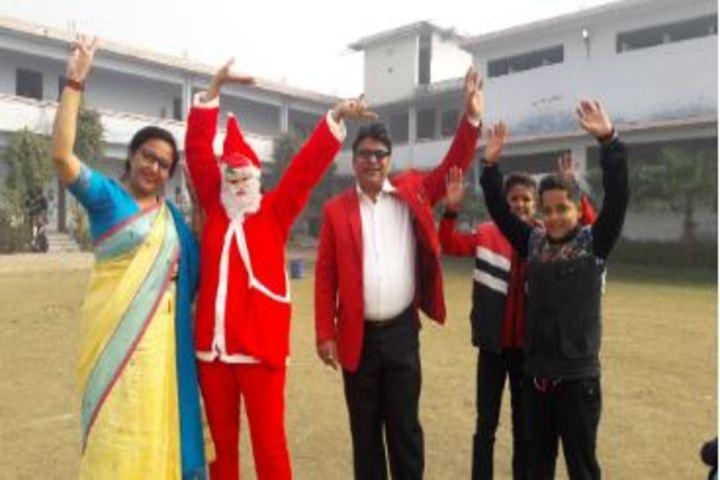 Angel International School-Christmas Day Celebration
