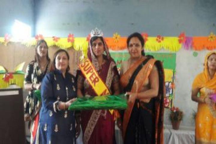 Angel International School-Mothers Day Celebration
