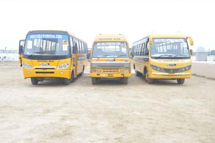 Angels Public International School-Transport Facility