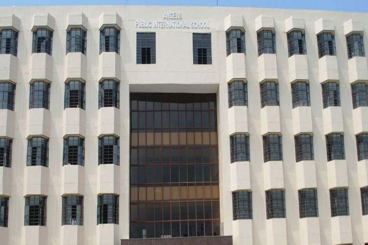 Angels Public International School-Campus View