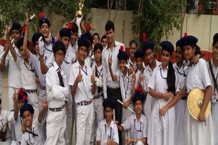 Angels Public International School-Scouts and Guides