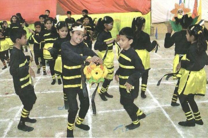 Anglo Vedic Convent School - Dance