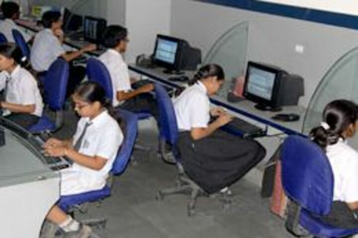 Anglo Vedic Convent School- Computer Lab