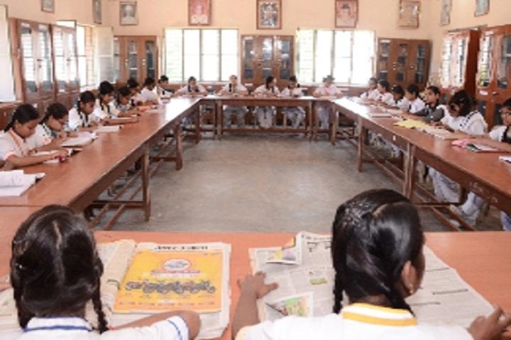 Anil Saraswati Vidhya Mandir Higher Secondary School-Library