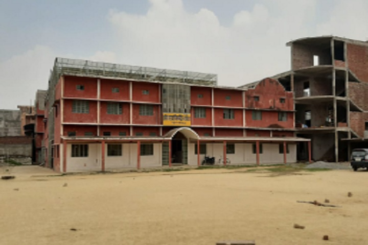 Anil Saraswati Vidhya Mandir Higher Secondary School-School building