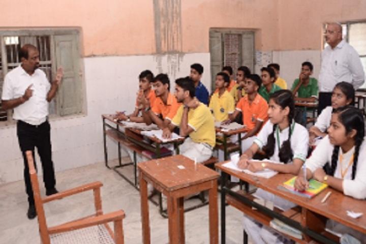 Anil Saraswati Vidhya Mandir Higher Secondary School-classroom