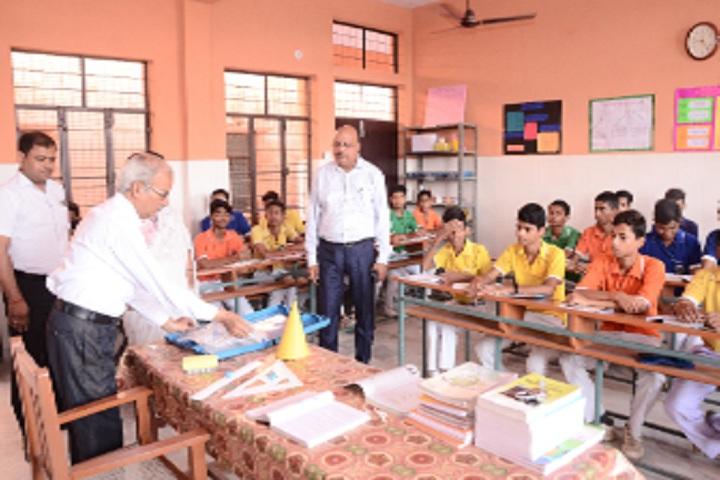 Anil Saraswati Vidhya Mandir Higher Secondary School-workshop