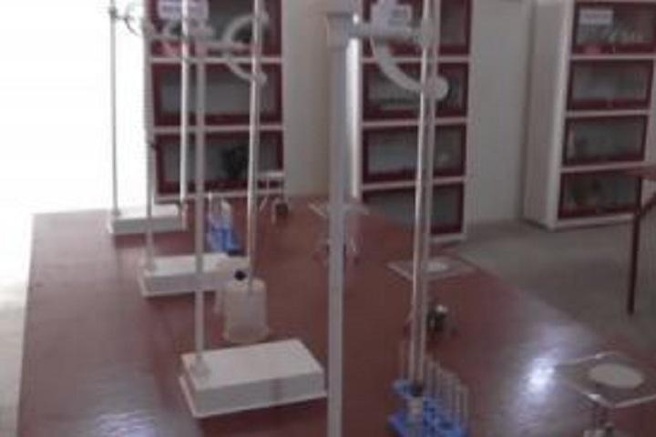 Anju Gill Academy - Chemistry Lab