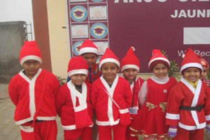 Anju Gill Academy - Christmas Celebrations