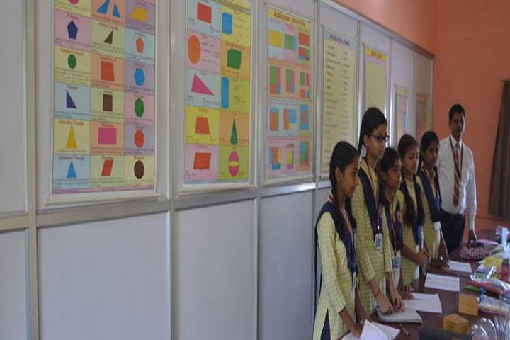 Anju Gill Academy - Math Lab