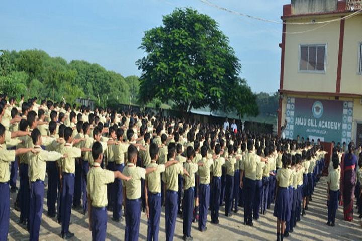 Anju Gill Academy - Morning Assembly