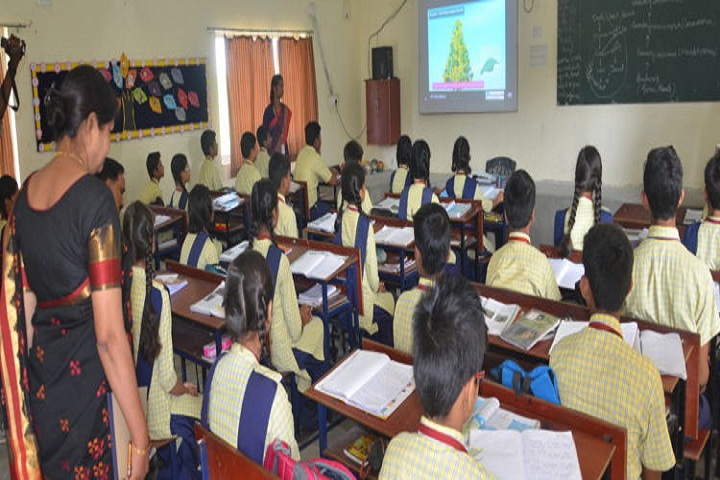 Anju Gill Academy - Smart Classrooms