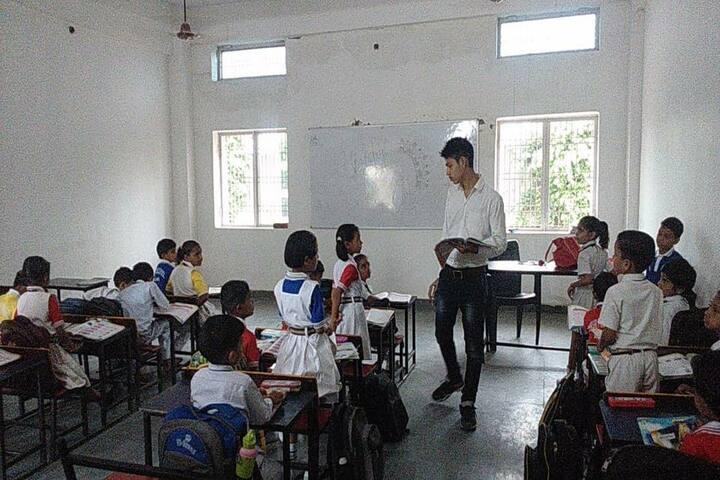 Ankur Public School-Classroom View