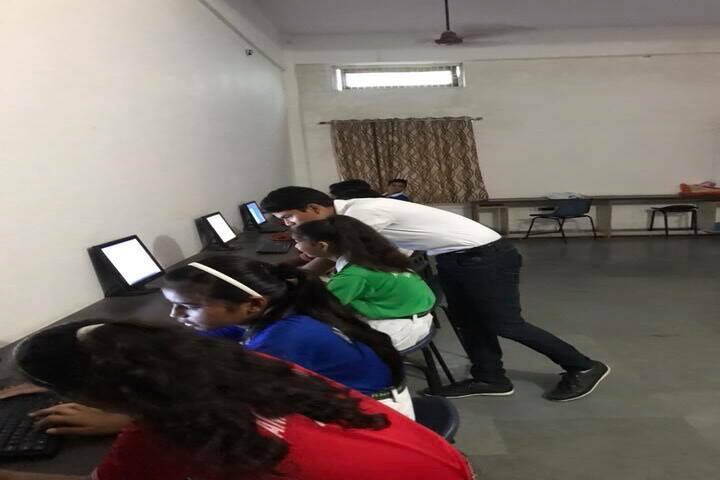 Ankur Public School-Computer Lab